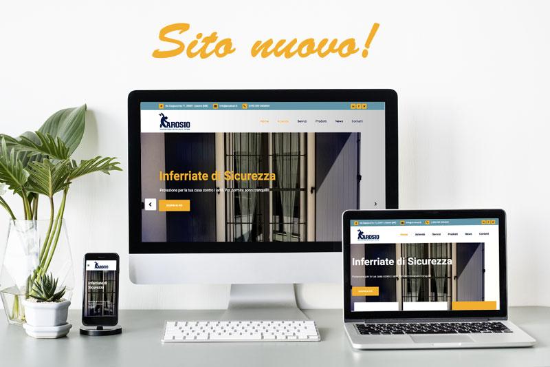 nuovo sito arosio